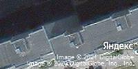 Фотография со спутника Яндекса, улица Попова, дом 22 в Дзержинске