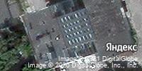 Фотография со спутника Яндекса, Октябрьская улица, дом 72А в Дзержинске