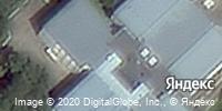 Фотография со спутника Яндекса, улица Тарчокова, дом 52Б в Нальчике