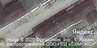 Фотография со спутника Яндекса, Кабардинская улица, дом 12 в Нальчике