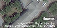 Фотография со спутника Яндекса, проспект Ленина, дом 71 в Нальчике