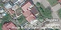 Фотография со спутника Яндекса, Садовая улица, дом 2 в Нижнем Новгороде