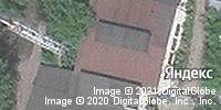 Фотография со спутника Яндекса, улица Героя Безрукова, дом 5А в Нижнем Новгороде