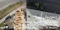 Фотография со спутника Яндекса, улица Луначарского, дом 10/16 в Нижнем Новгороде