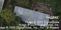 Фотография со спутника Яндекса, 2-й Кемеровский переулок, дом 4 в Нижнем Новгороде