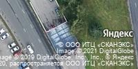 Фотография со спутника Яндекса, улица Родионова, дом 163В в Нижнем Новгороде
