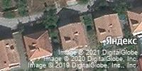 Фотография со спутника Яндекса, Щелковская улица, дом 11 в Волгограде