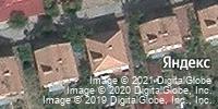 Фотография со спутника Яндекса, Щелковская улица, дом 7 в Волгограде