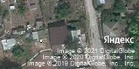 Фотография со спутника Яндекса, Строительная улица, дом 31Б в Волгограде