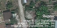 Фотография со спутника Яндекса, Строительная улица, дом 31А в Волгограде