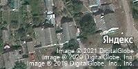 Фотография со спутника Яндекса, Строительная улица, дом 30 в Волгограде