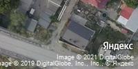 Фотография со спутника Яндекса, Киргизская улица, дом 185 в Волгограде