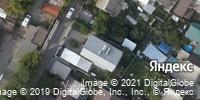 Фотография со спутника Яндекса, Киргизская улица, дом 153 в Волгограде