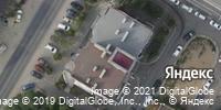 Фотография со спутника Яндекса, улица Льва Толстого, дом 7 в Волгограде
