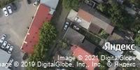 Фотография со спутника Яндекса, Киргизская улица, дом 135 в Волгограде