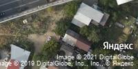 Фотография со спутника Яндекса, Киргизская улица, дом 131 в Волгограде
