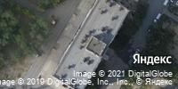 Фотография со спутника Яндекса, улица Тулака, дом 7 в Волгограде