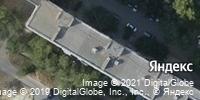 Фотография со спутника Яндекса, улица Тулака, дом 14 в Волгограде