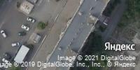 Фотография со спутника Яндекса, Туркменская улица, дом 19 в Волгограде