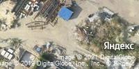 Фотография со спутника Яндекса, Жердевская улица, дом 12 в Волгограде