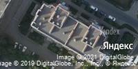 Фотография со спутника Яндекса, Авиаторская улица, дом 3А в Волгограде