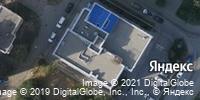 Фотография со спутника Яндекса, Ярославская улица, дом 8Б в Волгограде