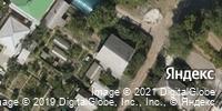 Фотография со спутника Яндекса, улица Шота Руставели, дом 22 в Волгограде