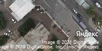 Фотография со спутника Яндекса, Елецкая улица, дом 21 в Волгограде
