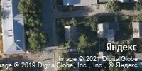 Фотография со спутника Яндекса, Университетская улица, дом 2 в Волгограде