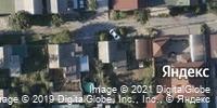 Фотография со спутника Яндекса, Университетская улица, дом 8 в Волгограде