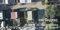 Фотография со спутника Яндекса, улица Пирогова, дом 12 в Волгограде
