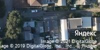 Фотография со спутника Яндекса, улица Пирогова, дом 16 в Волгограде