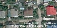 Фотография со спутника Яндекса, улица Пирогова, дом 35 в Волгограде