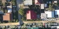 Фотография со спутника Яндекса, улица Пирогова, дом 37 в Волгограде