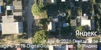 Фотография со спутника Яндекса, Университетская улица, дом 25 в Волгограде
