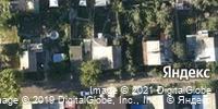Фотография со спутника Яндекса, Университетская улица, дом 27 в Волгограде