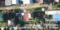 Фотография со спутника Яндекса, улица Пирогова, дом 30 в Волгограде
