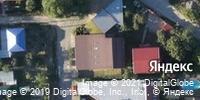 Фотография со спутника Яндекса, улица Пирогова, дом 38 в Волгограде