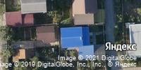 Фотография со спутника Яндекса, Октябрьская улица, дом 25 в Волгограде