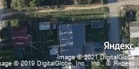 Фотография со спутника Яндекса, Октябрьская улица, дом 17 в Волгограде