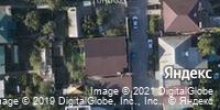 Фотография со спутника Яндекса, Октябрьская улица, дом 3 в Волгограде