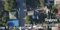 Фотография со спутника Яндекса, Октябрьская улица, дом 10 в Волгограде