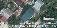Фотография со спутника Яндекса, улица Хазова, дом 8 в Волгограде