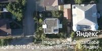 Фотография со спутника Яндекса, Октябрьская улица, дом 2 в Волгограде