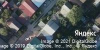 Фотография со спутника Яндекса, улица Хазова, дом 10 в Волгограде