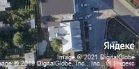 Фотография со спутника Яндекса, Киевская улица, дом 29 в Волгограде