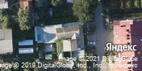 Фотография со спутника Яндекса, Киевская улица, дом 19 в Волгограде