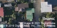 Фотография со спутника Яндекса, улица Брюллова, дом 7 в Волгограде