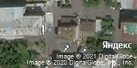 Фотография со спутника Яндекса, улица Мамиконянц, дом 58/3 в Ереване