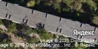 Фотография со спутника Яндекса, Пролетарская улица, дом 25 в Волгограде